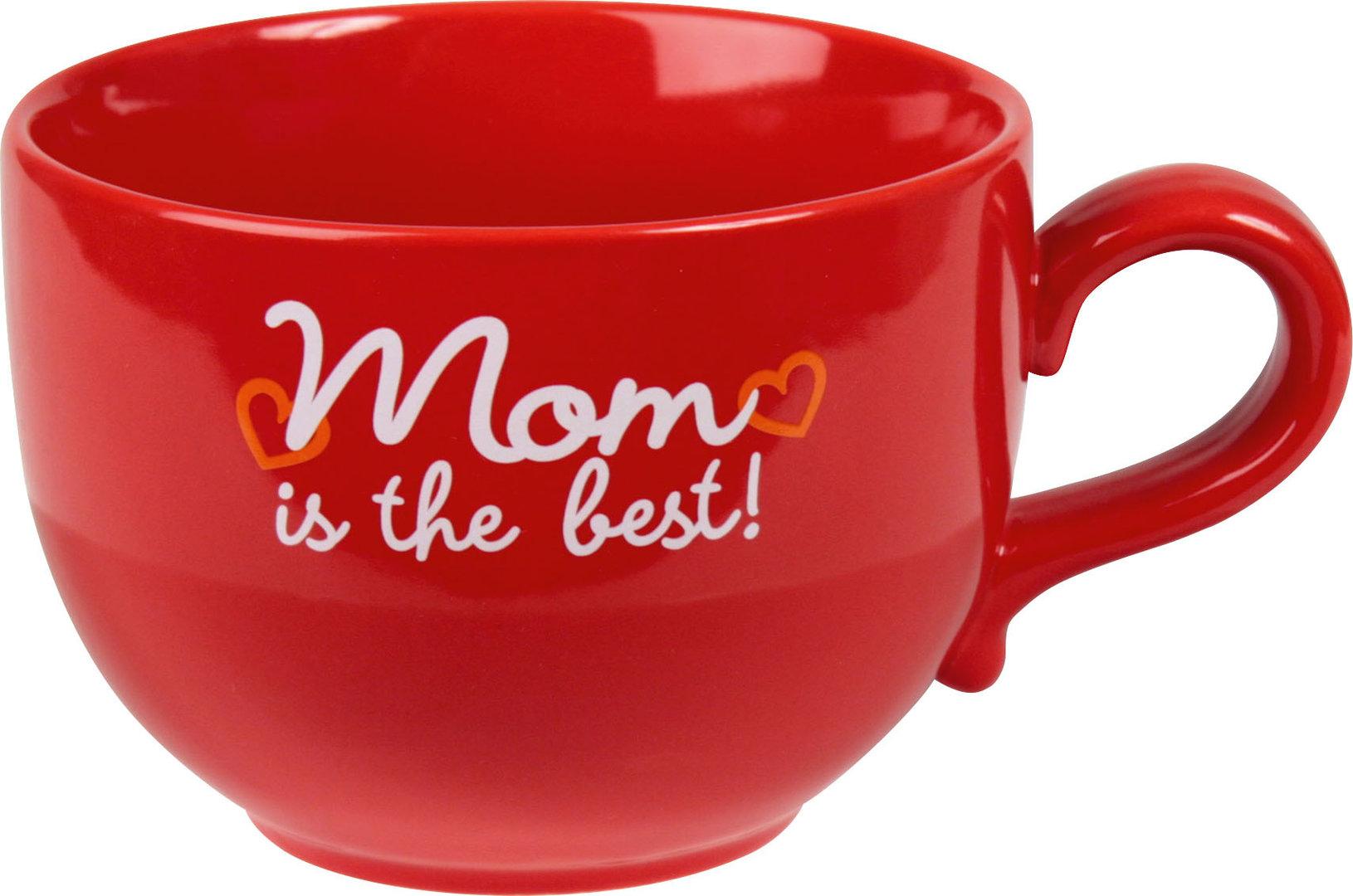 jumbobecher jumbotasse mom is the best 500ml 600ml. Black Bedroom Furniture Sets. Home Design Ideas